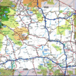 Wyoming Reference Maps Rocky Mountain Maps Guidebooks